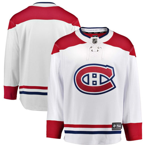 Montreal Canadiens Fanatics NHL Breakaway Away Jersey