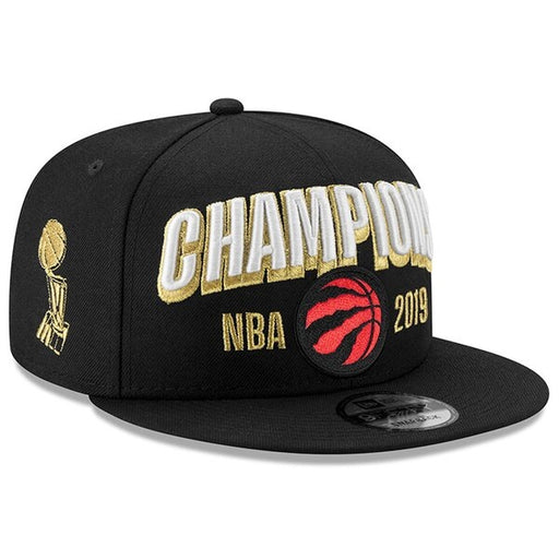 Toronto Raptors New Era 2019 NBA Finals Champions Locker Room 9FIFTY Snapback Adjustable Hat
