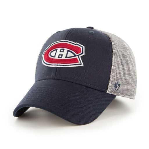 Montreal Canadiens 47 Verona Contender Stretch Fit Hat