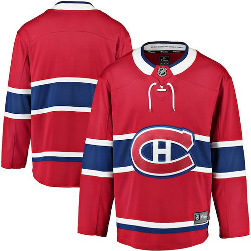 Montreal Canadiens Fanatics NHL Breakaway Jersey