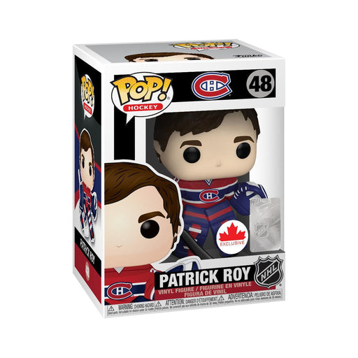 Patrick Roy POP NHL figures Red Home Jersey Funko