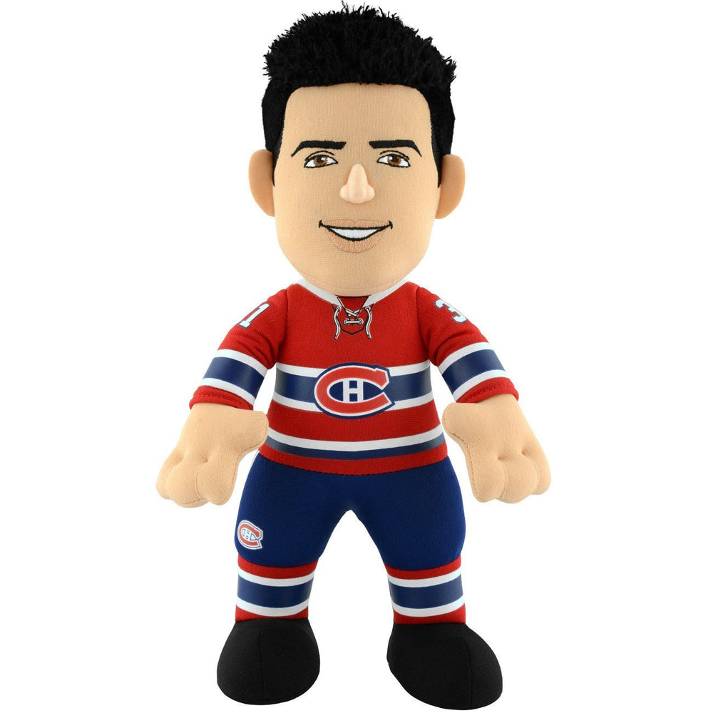 "Carey Price #31 Montreal Canadiens 10"" Plush Doll"
