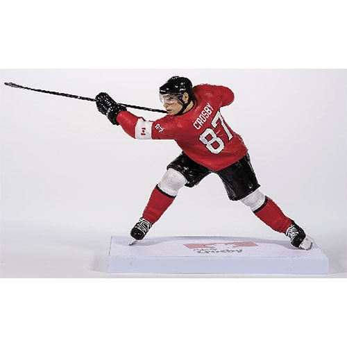 Sidney Crosby McFarlane Team Canada Action Figure