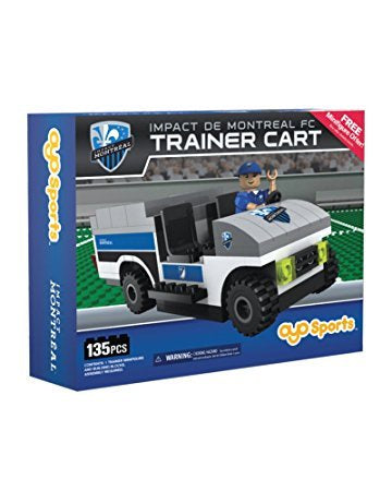 Montreal Impact Trainer Cart OYO Sports