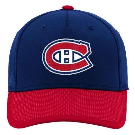 Montreal Canadiens Youth Authentic 2019 Draft Stretch Flex Hat