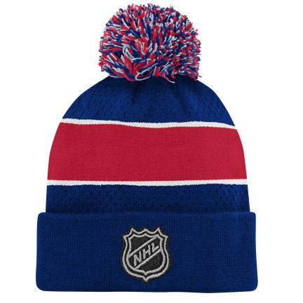 Montreal Canadiens Youth Special Edition Birdseye Cuff Pom Knit