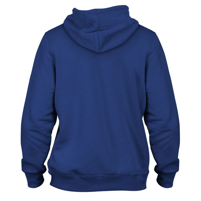 Montreal Expos Cooperstown MLB Royal Blue 1992-2004 Twill Logo Hoodie