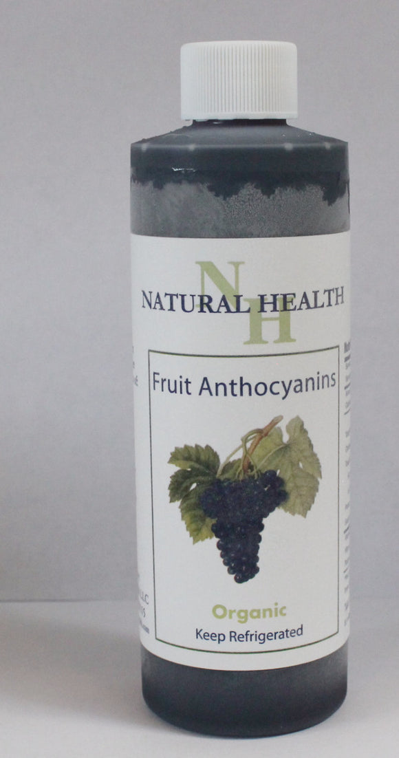 Fruit Anthocyanins