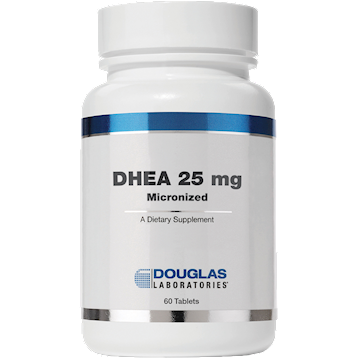 DHEA 25mg (Sublingual)