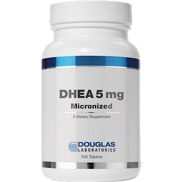 DHEA 5mg (Sublingual)
