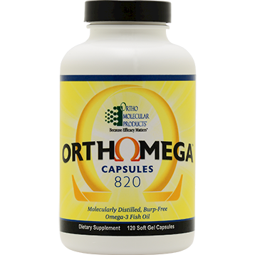Orthomega Fish Oil Capsules
