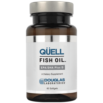 Quell Fish Oil EPA/DHA + D