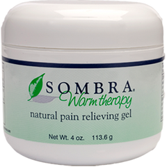 Sombra Warm Therapy Cream