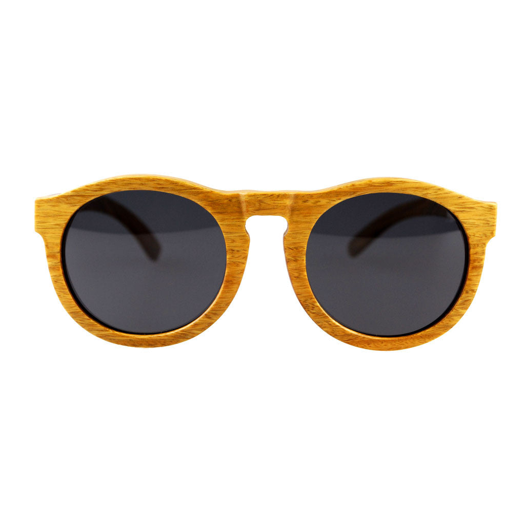 ANDY Green Sandal Wooden Sunglasses