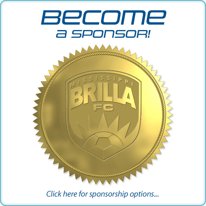 Become a Brilla Sponsor