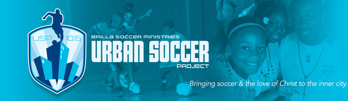 Brilla Urban Soccer Project - Bringing soccer and the love of Christ to the inner city.