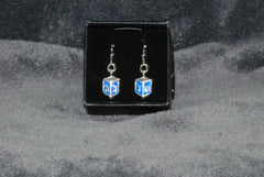 Dreidal/ Hanukkah Earrings