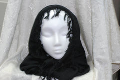 Women's Head Scarf (Black)