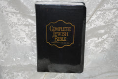 Complete Jewish Bible Leather Bound