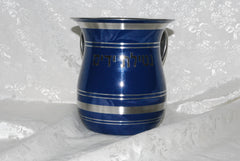 Stainless Steel Blue Washing Cup