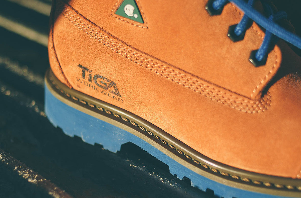 Tiga composite toe safety work boots