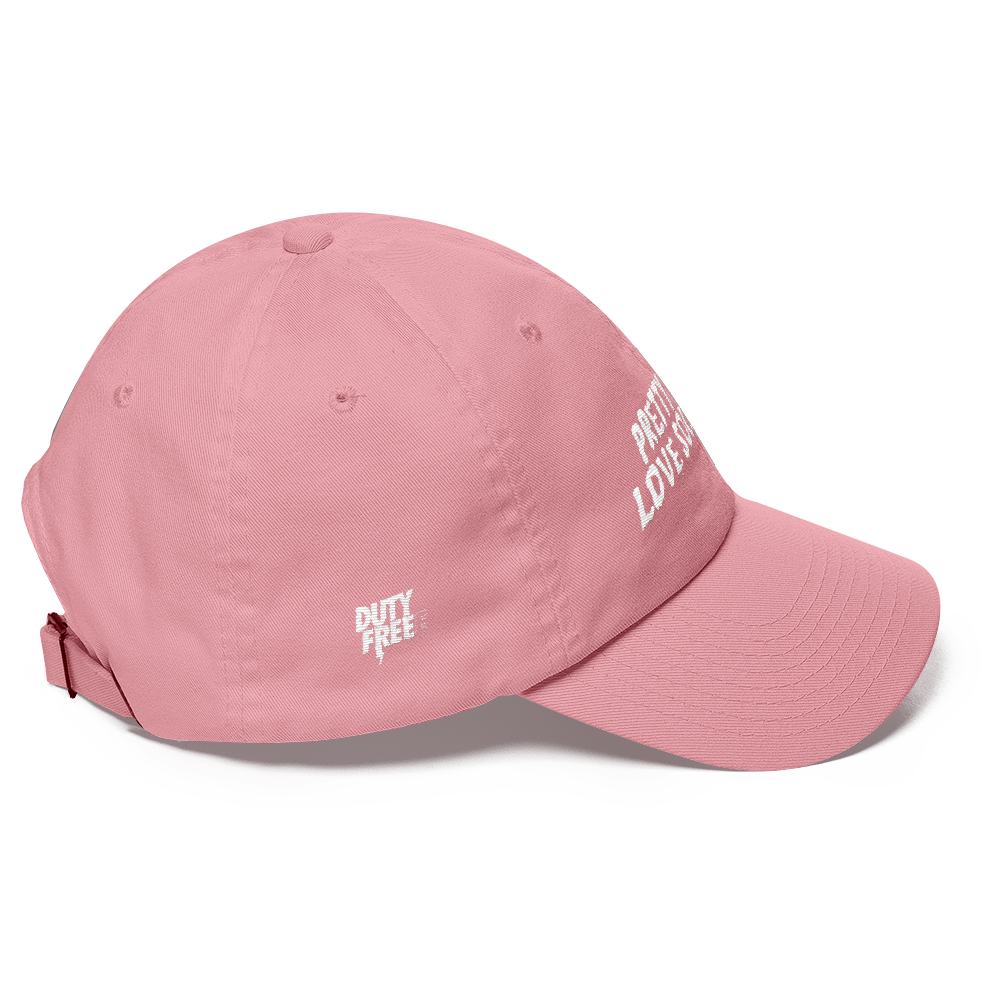 PRETTY GIRLS LOVE SOCA MUSIC™ pink cap