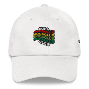 Colors White Dad Hat
