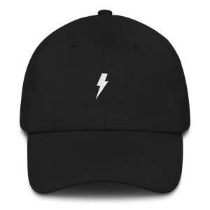 POWER SOCA™ basic Black Dad-hat