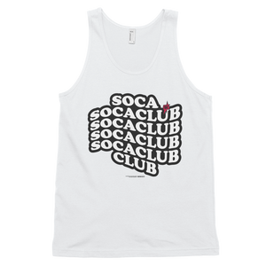SOCACLUB™ basic Tank White