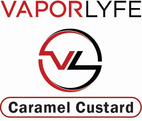 Caramel Custard by Vapor Lyfe