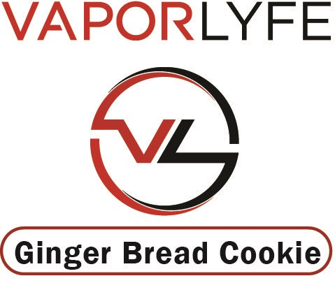 Ginger Bread Cookie by Vapor Lyfe