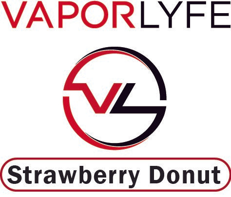 Strawberry Donut by Vapor Lyfe