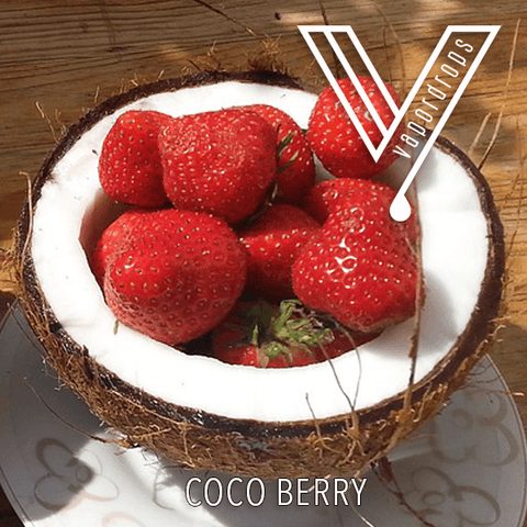 Coco Berry by Vapor Drops (30ml)