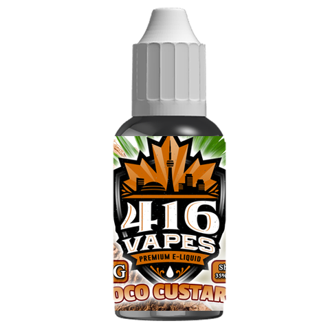 Coco Custard by 416 Vapes