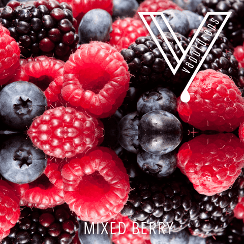 Mixed Berry by Vapor Drops (30ml)
