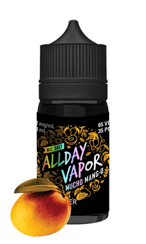 Mucho Mango by All Day Vapor