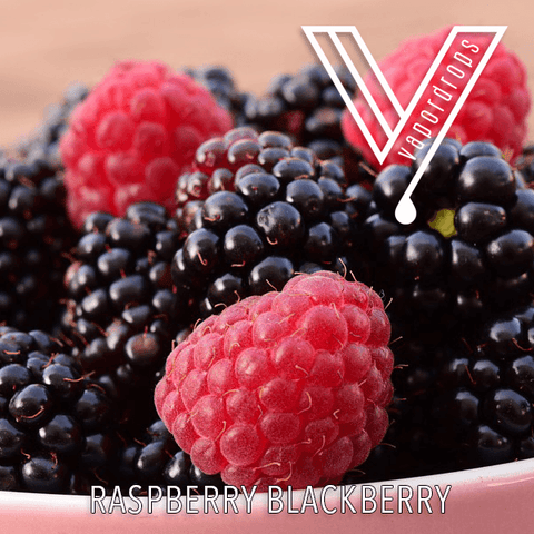 Raspberry Blackberry by Vapor Drops (30ml)