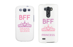 princess bff phone case