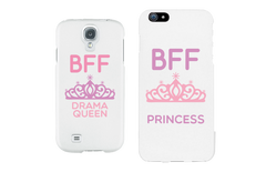 drama queen bff phone cover