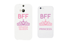 princess crown phone cover