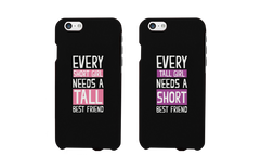 Short & Tall Girls Phone Cases