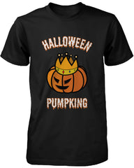 Halloween PumpKing and PumpQueen Matching Couple Shirts Perfect ...