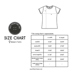 Women's Funny White Graphic T-Shirt – Robbit with Swag Bag