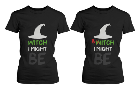 witch bitch tshirts