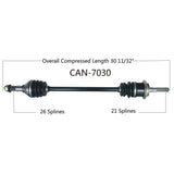 2014-2016  Can Am Maverick 1000r XMR Front right CV axle shaft