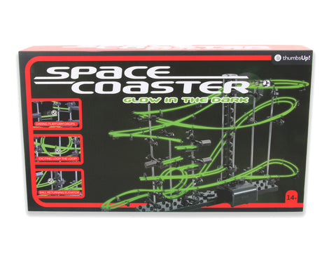 Glow in the Dark Space Coaster