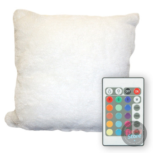 Remote Control Moonlight Cushion