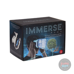 Immerse Plus VR Headset