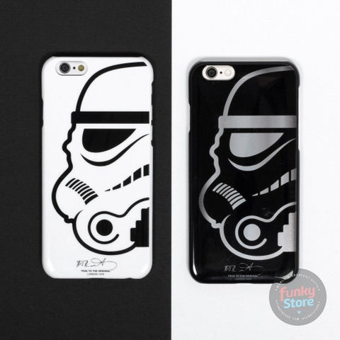 Original Stormtrooper Iconic Phone Case Black/White