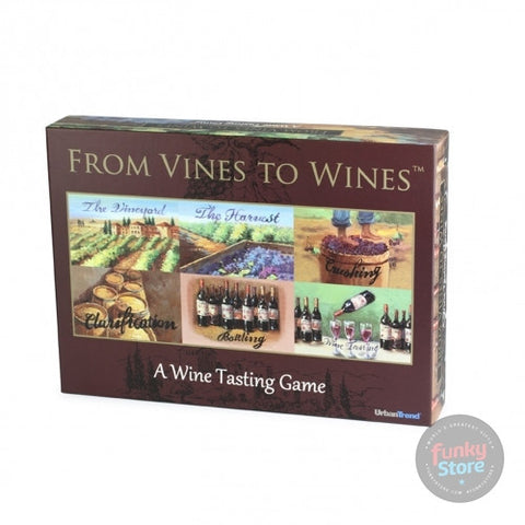 From Vines to Wines Game
